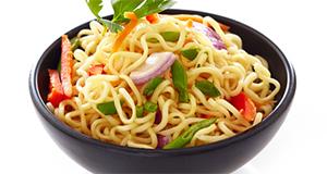 Vegetarische Asia Gerichte