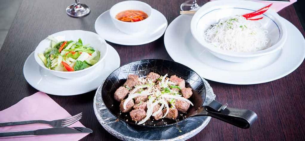 Rindfleisch Vietnam Style